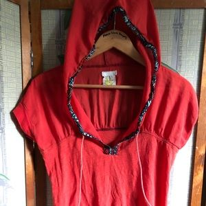 Red Hooded Free People